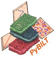 Python based lipid BILayer molecular simulation analysis